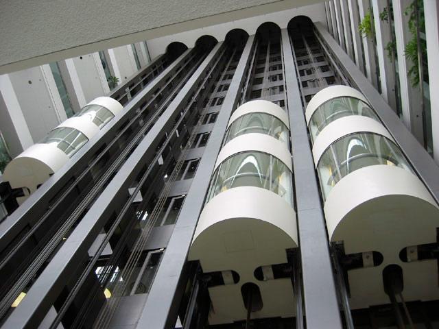 Usos del ascensor